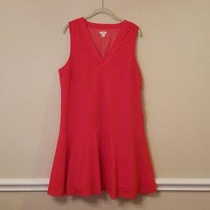 Size 12 J.Crew Sleeveless Dress